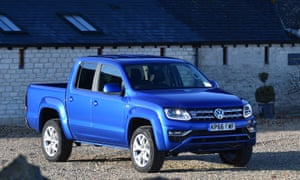VW Amarok: 'Everything fits in this car.'