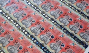 The Australian economy continues to limp along