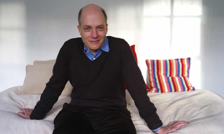 'They'll sometimes want to murder one another' … Alain de Botton. Photograph: Eamonn McCabe for the Guardian.