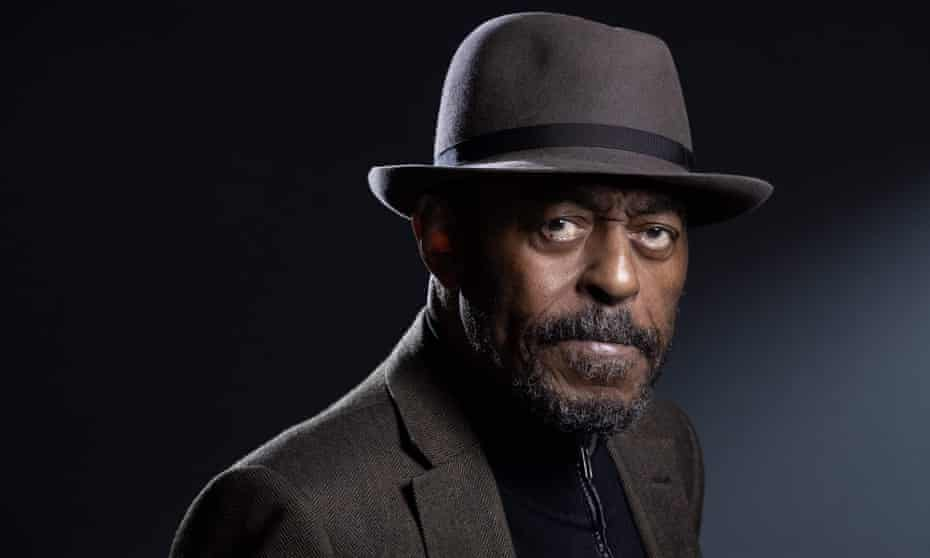 Archie Shepp pictured in February.