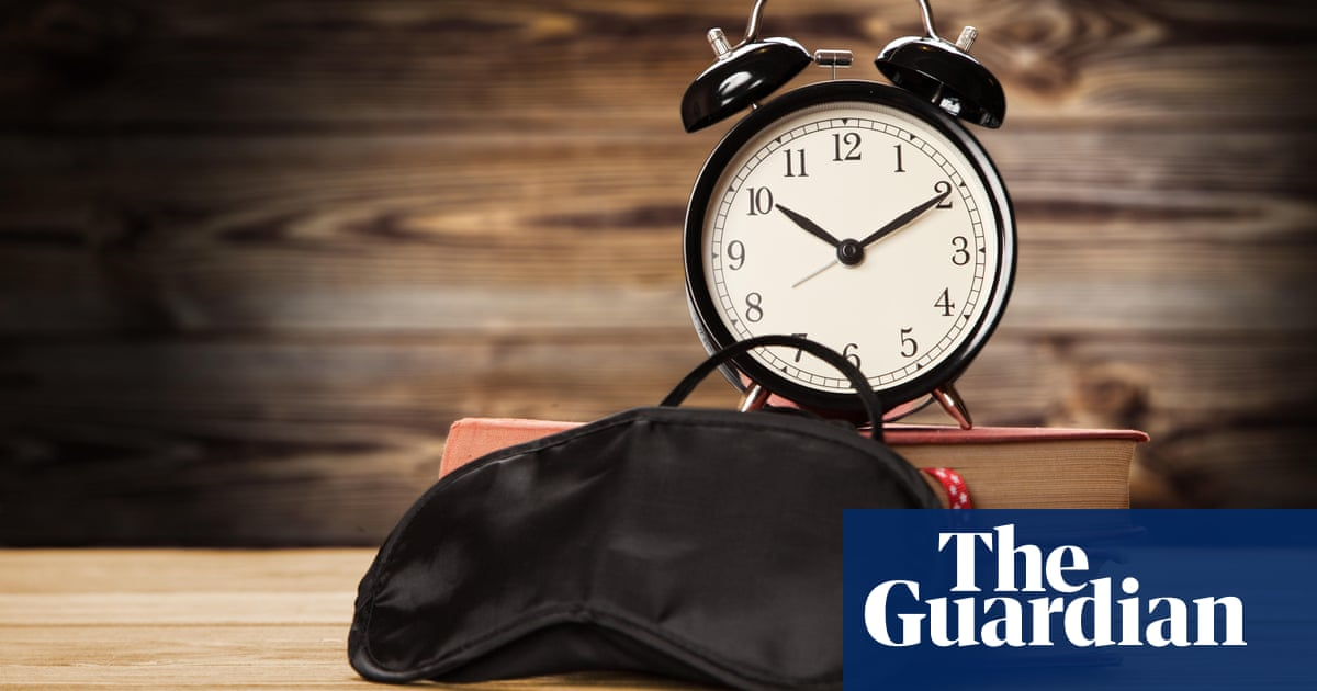 Sleep: how much do we really need? | Science | The Guardian