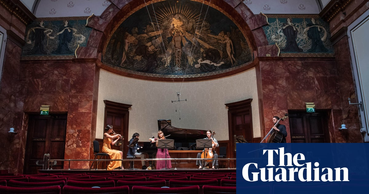 Sexual congress, cigarettes and David Bowie: the Wigmore Hall's hidden history