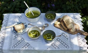 Oliver Rowe's adaptable soup
