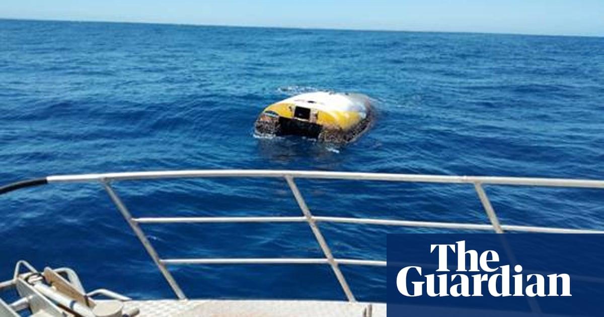 Teen's round-the-world yacht Wild Eyes found floating eight