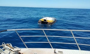 Wild Eyes, the yacht sailed by teenager Abby Sunderland, has been spotted near Kangaroo Island, off the coast of South Australia, eight years after the boat was abandoned
