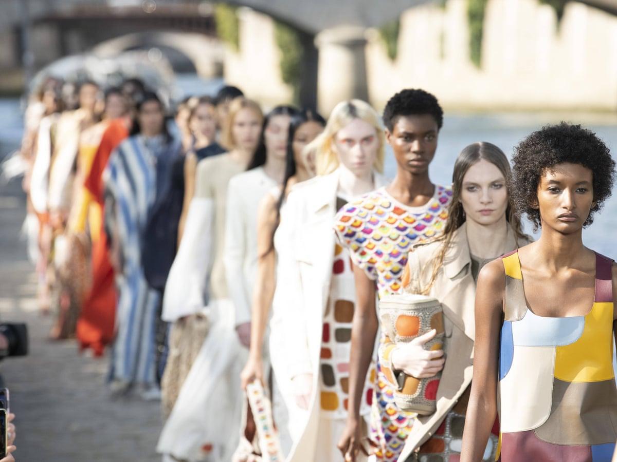 Innately low-impact': Chloé brings eco-chic to Paris fashion week   Paris fashion week   The Guardian