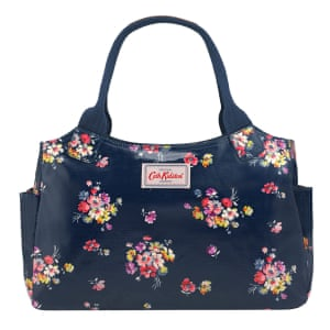 This Cath Kidston Mallory Ditsy Day bag is reduced from £50 to £30 for Cyber Monday