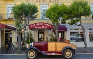 San Remo hotel, SF