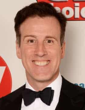 Head shot of Strictly Come Dancing dancer Anton du Beke