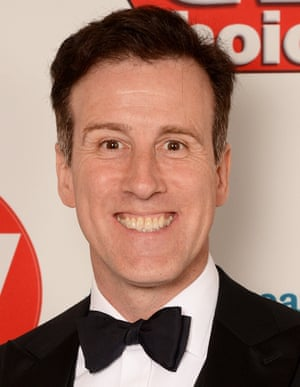 Head shot of Strictly Come Dancing dancer Anton du Beke