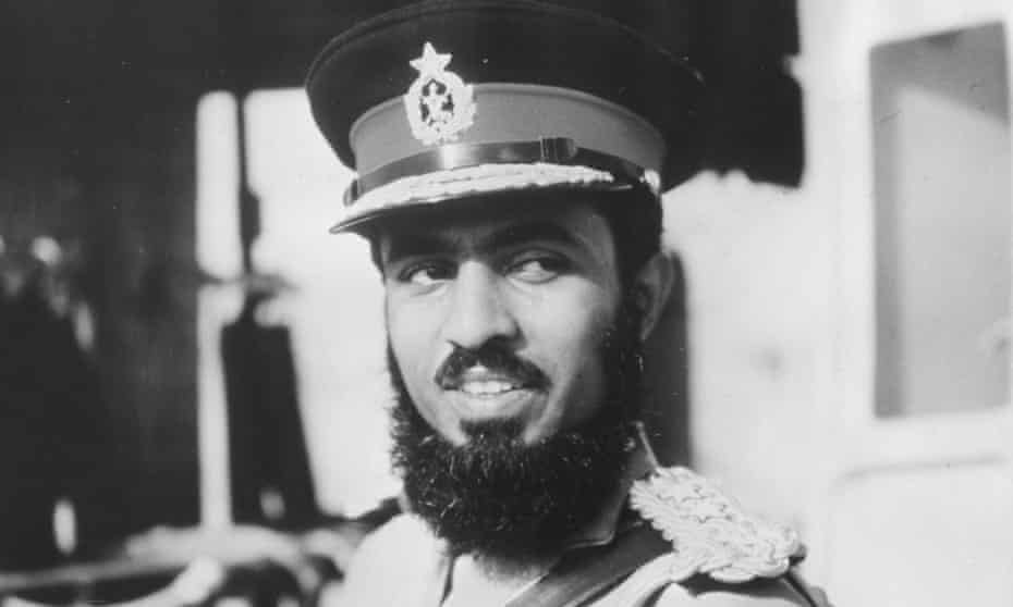 Qaboos bin Said took over from his father in 1970 in a palace coup orchestrated by Britain.