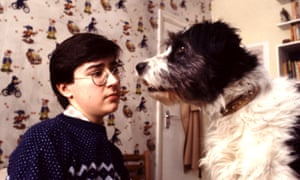 Tricky times … the television adaptation of The Secret Diary of Adrian Mole.