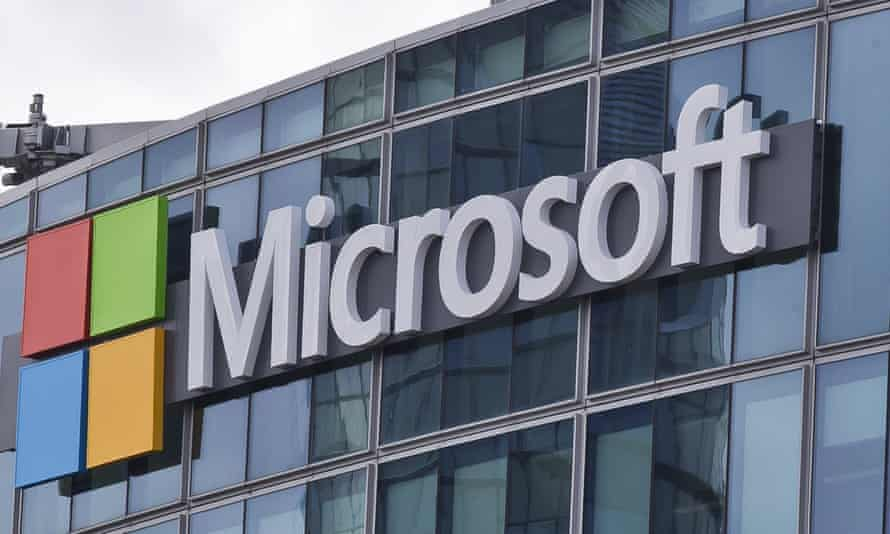 """Amazon says it is """"surprised"""" the Pentagon has handed Microsoft a $10bn cloud computing contract."""