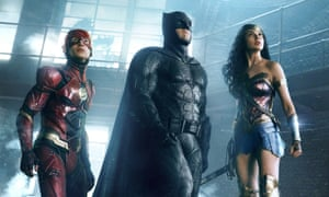 Two hours and one minute and you're done … Justice League.