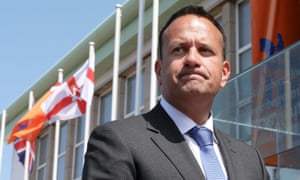 'Irish taoiseach Leo Varadkar suggested a lack of progress at this summit could precipitate a no-deal cliff-edge.'