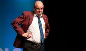 Al Murray in Landlord of Hope and Glory at Alban Arena.