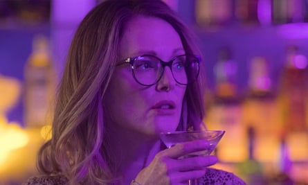 'While plenty of actors would seek to amp up this unravelling, Moore depicts it with quiet understatement and a faraway smile' … Julianne Moore in Gloria Bell (2018)