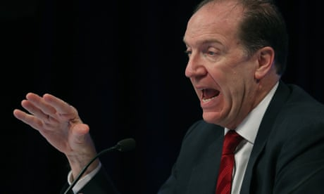 World Bank boss calls for more transparent lending to poor nations