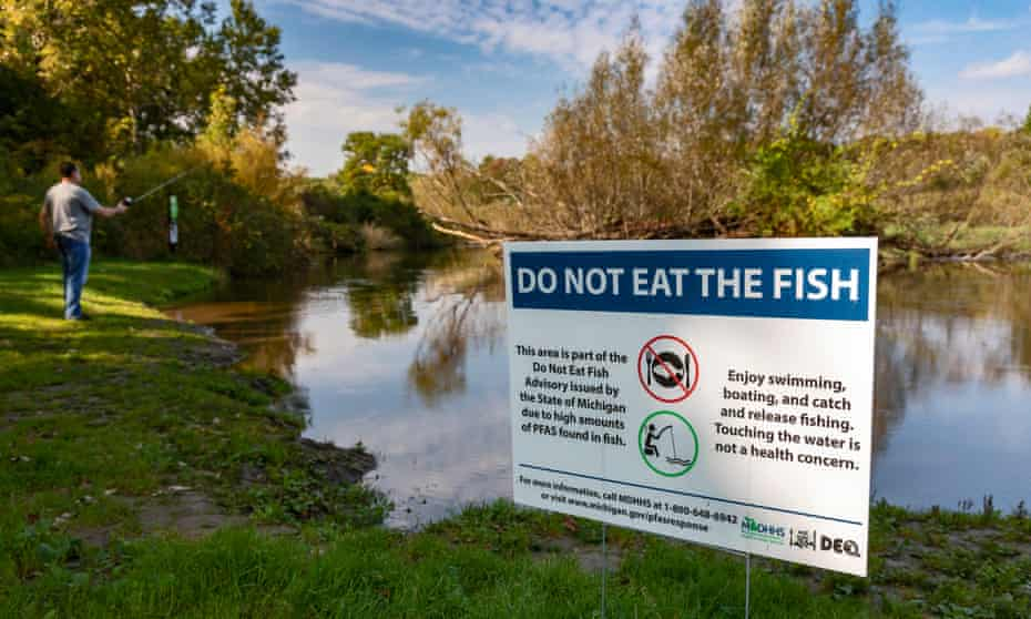 Alert: Lethal 'forever chemicals' taint our food, water and even blood. The EPA is stalling