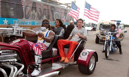 'Sort of like now' … Idiocracy was set in a future dumbed-down America.