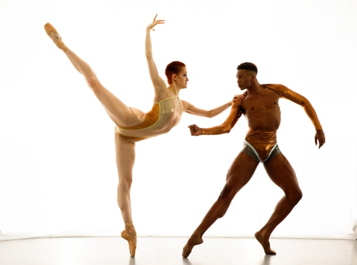 It S Really Special The Ballet Company Shaking Up The World Of Dance Ballet The Guardian