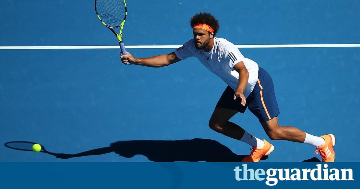 Stan Wawrinka beats Jo-Wilfried Tsonga in Australian Open quarter-final  as it happened