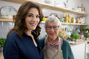 Anna Del Conte: 'Nigella understands the tastes of her readers and their capacity to enjoy food.'