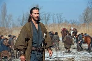 Keanu Reeves as Kai in 47 Ronin