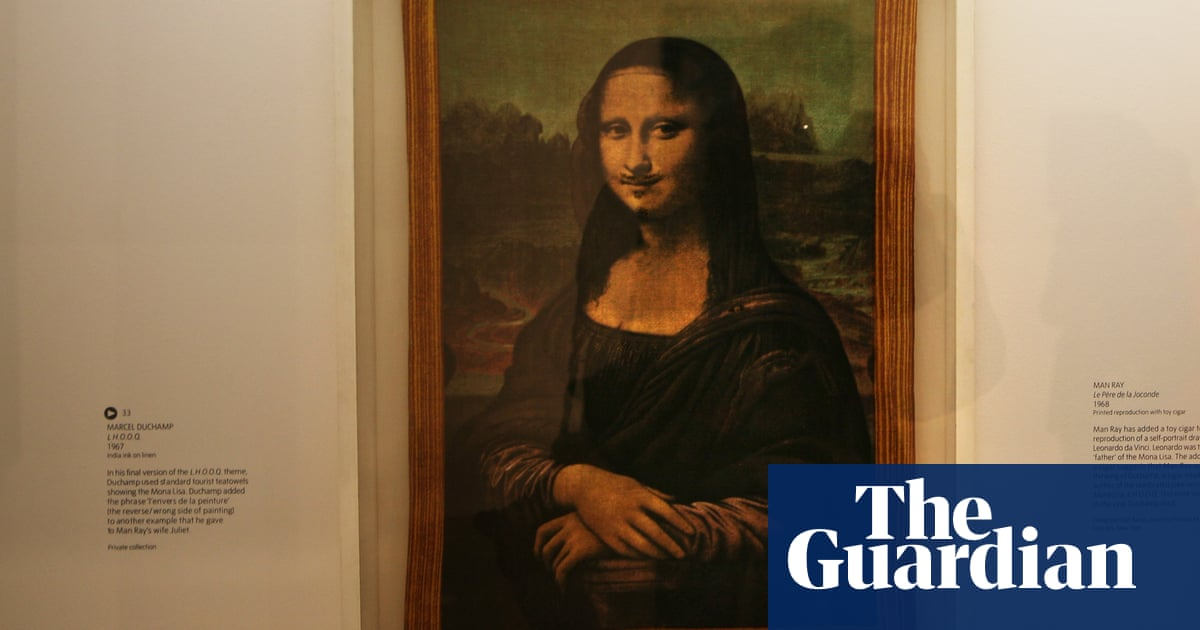 marcel duchamp s moustachioed mona lisa sells for 750 000 art and