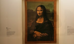 Marcel Duchamp's LHOOQ – Mona Lisa with added moustache and beard – has sold for €632,500.