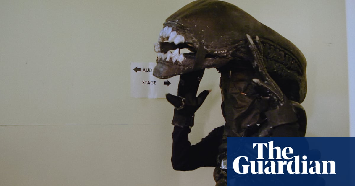Documentary to tell how Dorset bus drivers took Alien to West End