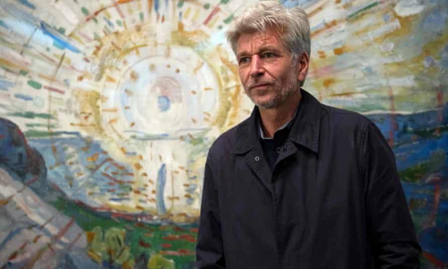 Master of detail … Karl Ove Knausgård.