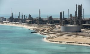 Saudi Aramco's Ras Tanura oil refinery and oil terminal may have an important role to play if Iranian sanctions are not to send crude prices up to $100 a barrel.