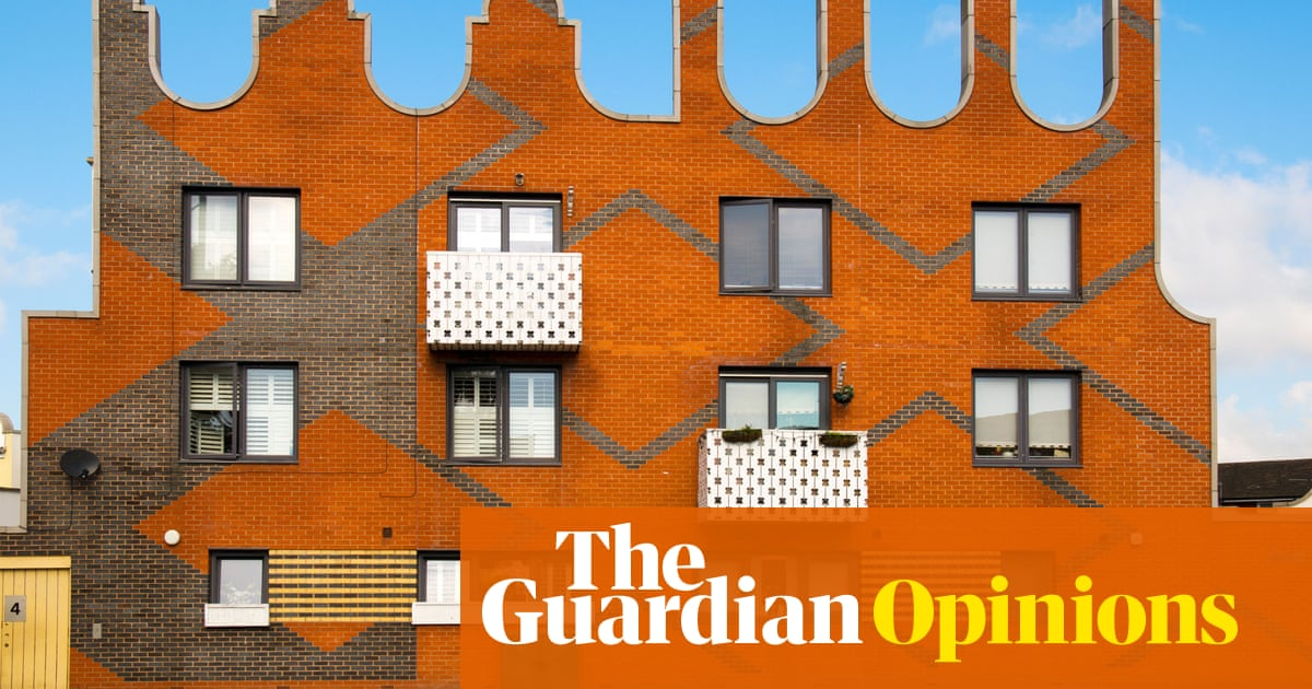 Social housing has come to Britain's rescue before, and it can do again   Sonia Sodha