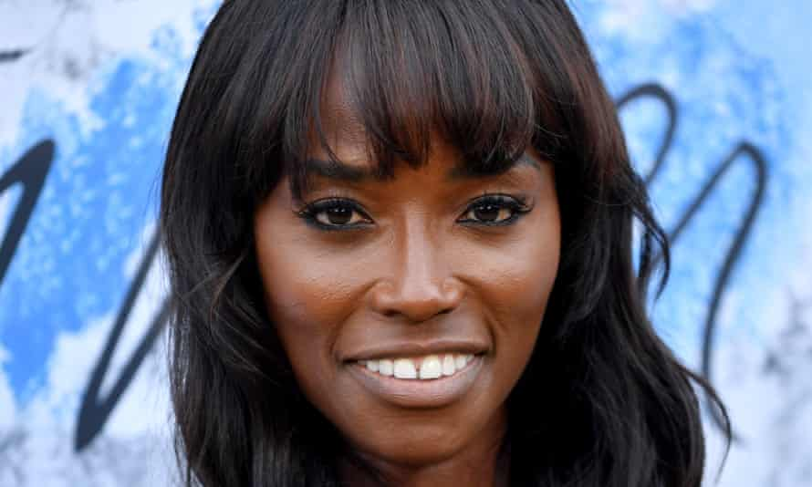 'I'll fall asleep far too early, about 8.30, curled up on the sofa with the dog': Lorraine Pascale.