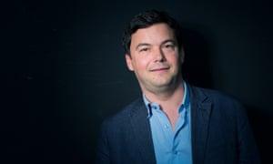 French economist, Thomas Piketty