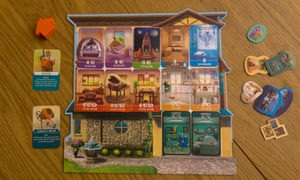 Dream Home lets players build their ideal house.