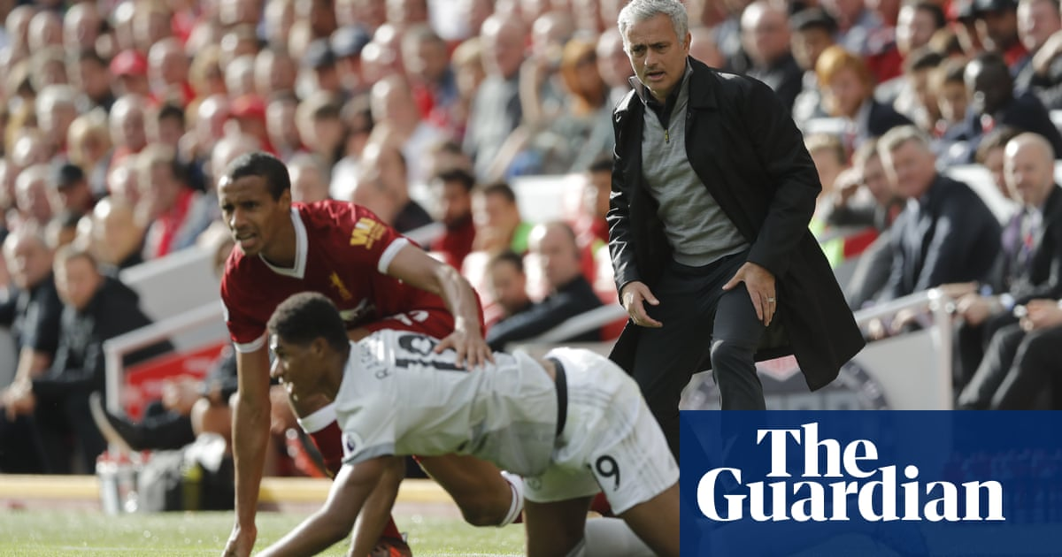 Marcus Rashford says Mourinho taught Manchester United how to win penalties