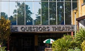 The Questors theatre, Ealing.