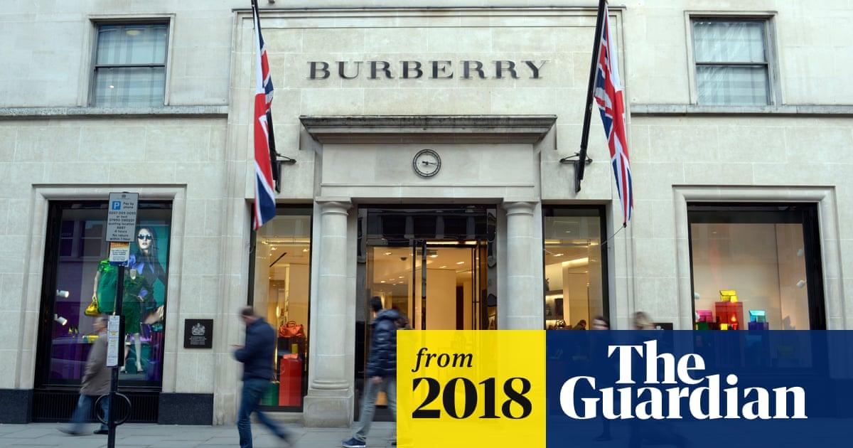 0f0d45357646 Burberry hires former Kingfisher boss Gerry Murphy as chairman ...