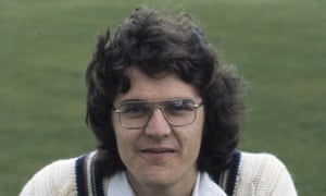 Jim Foat in his Gloucestershire days
