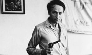 I don't care. I just do it' … Jonas Mekas in 1962 at the Film-Makers Cooperative, which he co-founded.