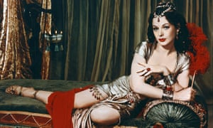 On a different note … film star Hedy Lamarr helped to invent a remote-controlled torpedo inspired by the mechanism of a pianola.