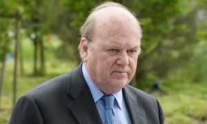 Irish Finance Minister Michael Noonan