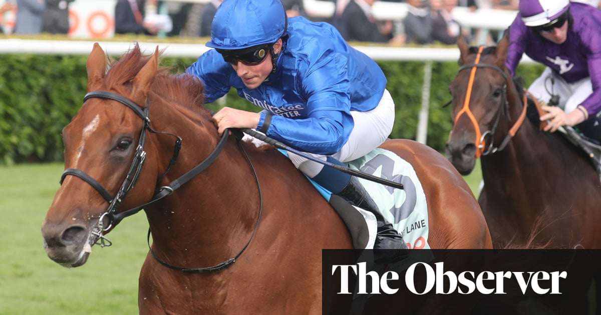 Talking Horses: Hurricane Lane can reap benefit of draw and ground in Arc