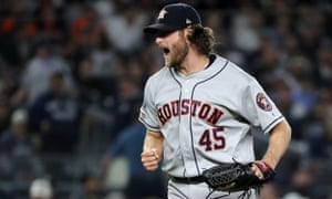 Gerrit Cole aims to help his team to a series lead against the Nationals in Washington