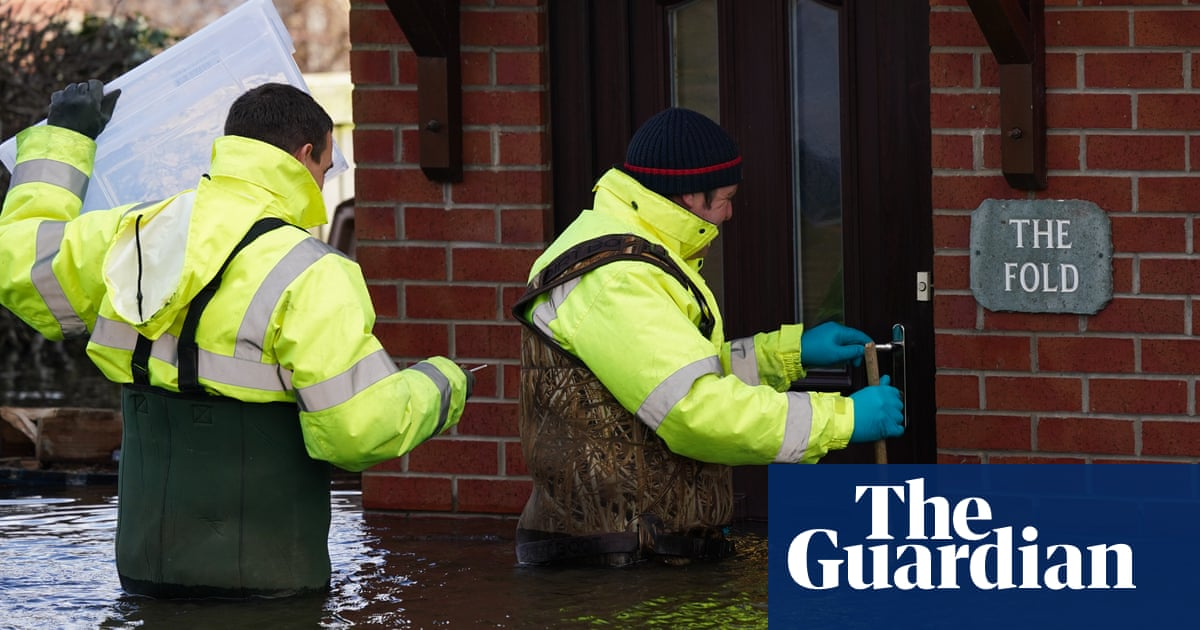 New homes in poorer areas of England and Wales face undue future flood risk