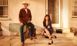 Kevin Bacon with Kathryn Hahn in new series I Love Dick
