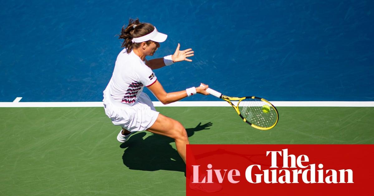 US Open 2019: Konta v Gasparyan, Nishikori and Pliskova in action – live!
