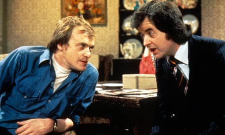 James Bolam and Rodney Bewes in The Likely Lads.